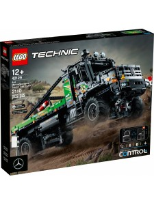 Лего Техник Грузовик внедорожник MB Zetros Lego Technic 42129