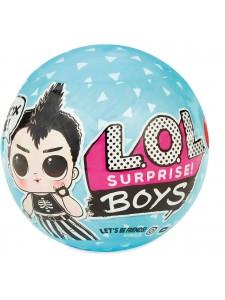Кукла Лол Мальчики Lol Boys Surprise