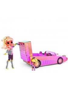 Лол кабриолет с куклой Lol Неон