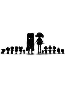 Набор Лол с 14 куклами Lol Amazing Surprise