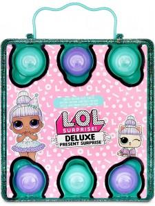 Набор Лол Делюкс Lol Surprise кукла и питомец зеленый
