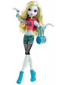 Кукла Monster High Лагуна Блю Первый день в школе DVH25