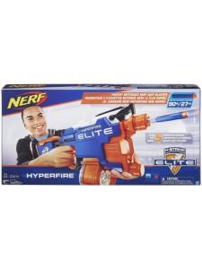 Бластер Nerf Элит Хайперфайр Hasbro B5573