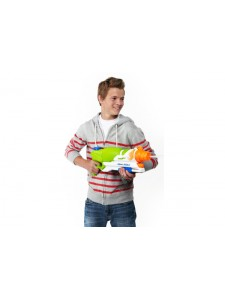 Бластер Nerf Супер Сокер Шквал Hasbro A4837 Нерф