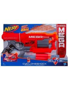 Бластер Nerf Мега Циклон Hasbro A9353