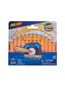 Комплект 12 стрел Аккустрайк для бластеров Элит Nerf Hasbro C0162