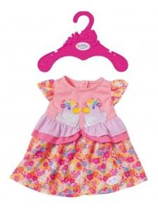 Платье для куклы Бэби Бон 824559