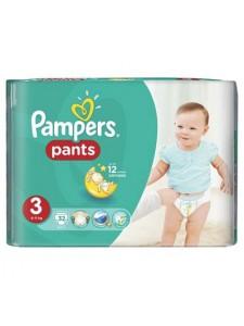 Подгузники-трусики Pampers Pants 3 (6-11 кг), 32 шт