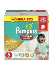 Подгузники-трусики Pampers Premium Care Pants 5 (11-18 кг), 60 шт