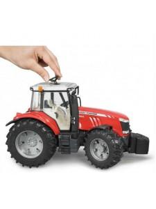 Брудер Трактор Massey Ferguson 7600 Bruder 03046