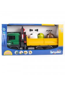 Брудер Самосвал MAN с контейнерами Bruder 03753