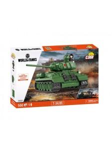 Коби Танк Советский Т34/85 Cobi 3005A