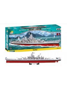 Коби Военный корабль Айова Cobi 4812