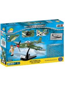 Коби Истребитель Аэрокобра Cobi 5540