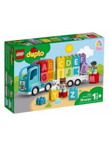 Лего Дупло Грузовик Алфавит Lego Duplo 10915