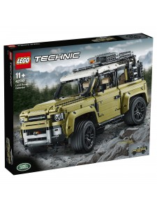Лего Техник Land Rover Defender Lego Technic 42110