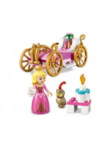 Лего Дисней Королевская карета Авроры Lego Disney 43173