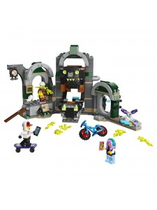 Лего Хидден Сайд Метро Ньюбери Lego Hidden Side 70430