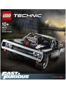 Лего Техник Додж Dodge Charger Lego Technic 42111