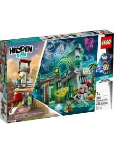 Лего Хидден Сайд Заброшенная тюрьма Ньюберри Lego Hidden Side 70435