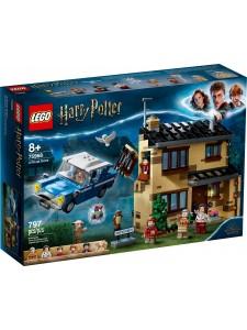 Лего Гарри Поттер Тиссовая улица Lego Harry Potter 75968